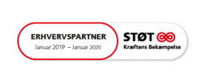 103 Rådgivende Ingeniørselskab er Erhvervspartner kræftens Bekæmpelse Januar 2019 til Januar 2020